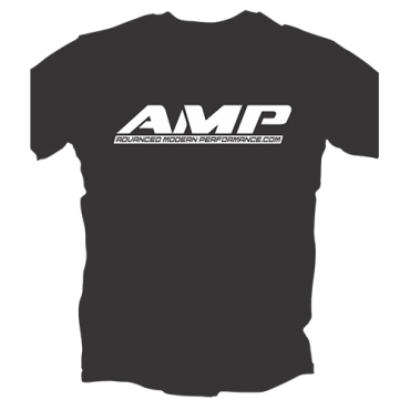 AMP Black Shirt
