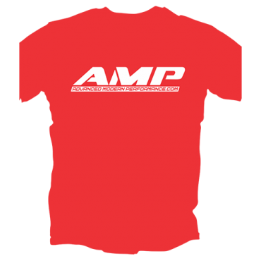 AMP Red Shirt