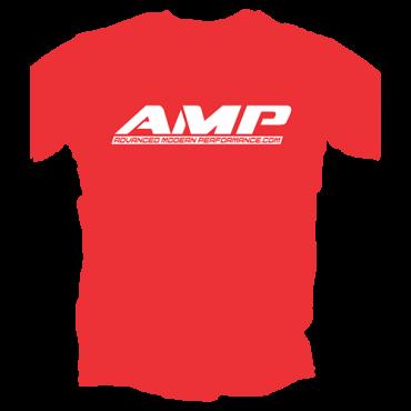 AMP Red Shirt