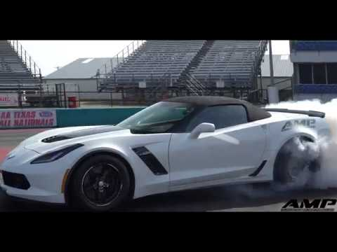 AMP 5x 7 Second Convertible street car !! 7.71 @ 173 MPH!